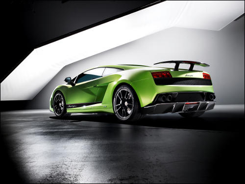 Lamborghini Gallardo LP570-4 Superleggera (2010-)